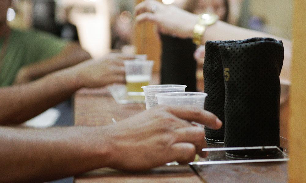 Cervejando no Superminas