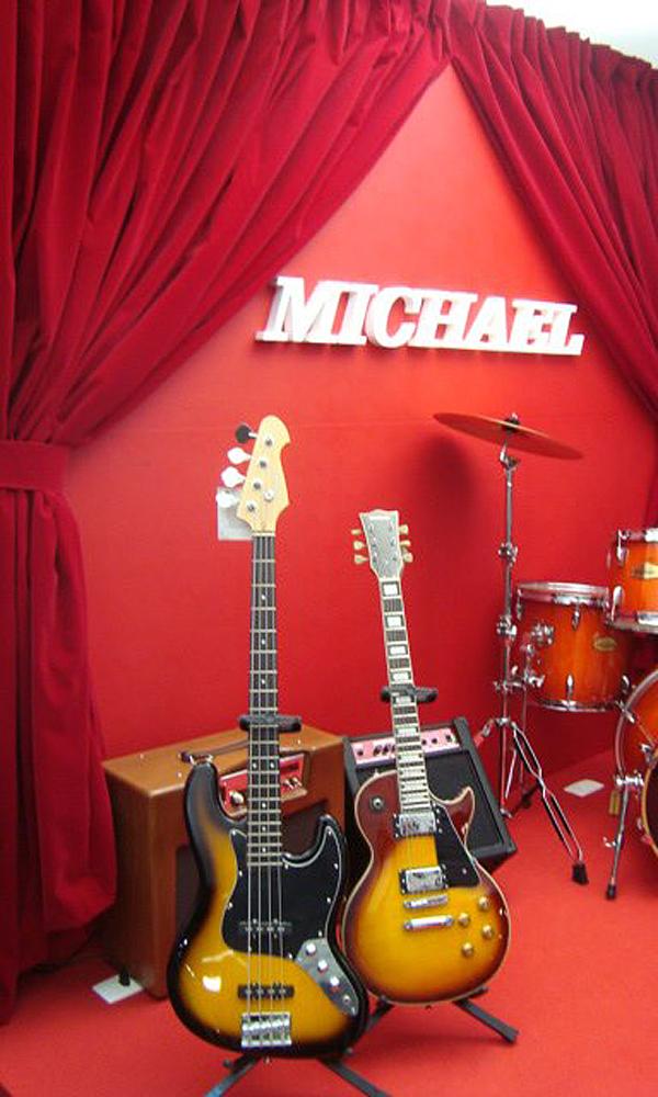 Estande Michael
